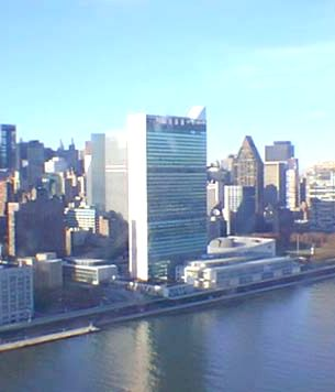 UN New York Headquarters