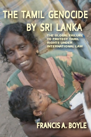 The Tamil Genocide by Sri Lanka Prof Francis A. Boyle 2009