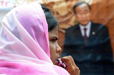 Ban in Sri Lanka 2009