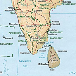 Sri Lanka is India's Problem on india map with asia, india map with neighboring countries, india map with bodies of water, india map with himalayas, india map with other countries, india map with indus river, india map with neighbouring countries, india map with maldives,