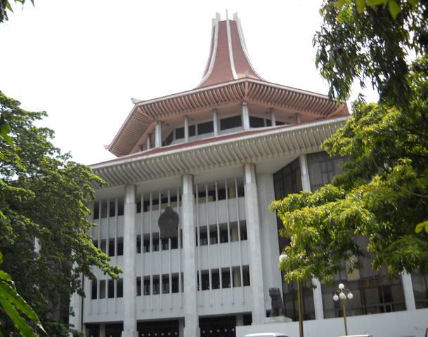 Court structure in srilanka
