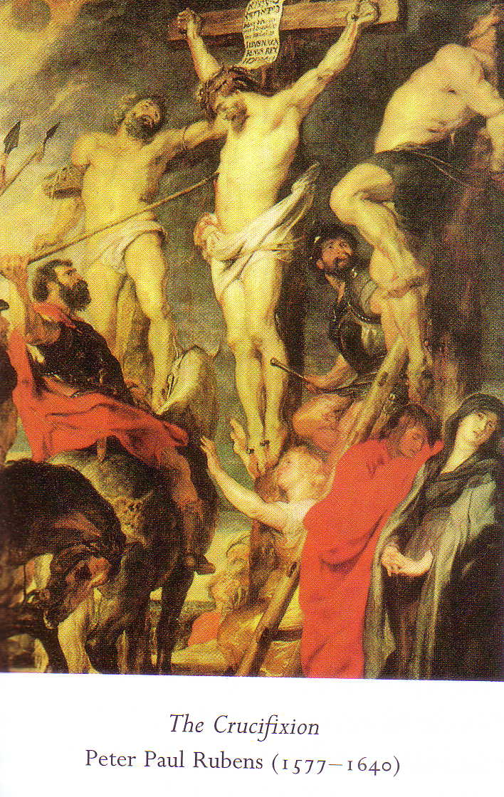 Crucifixion by Peter Paul Rubens