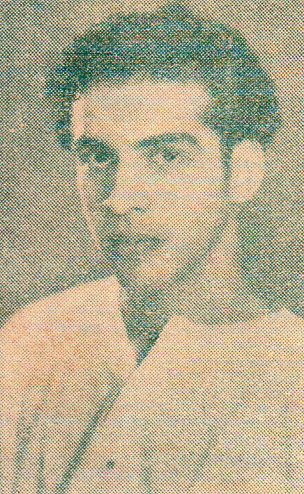 Ranjan, one of MGR's movie rivals in late 1940s