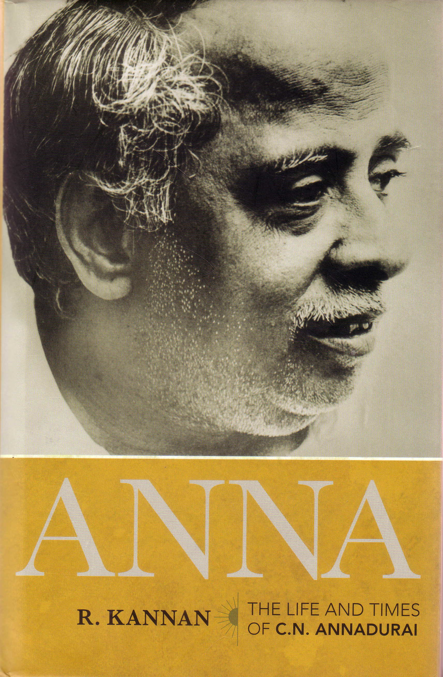 Anna biography (2010) cover