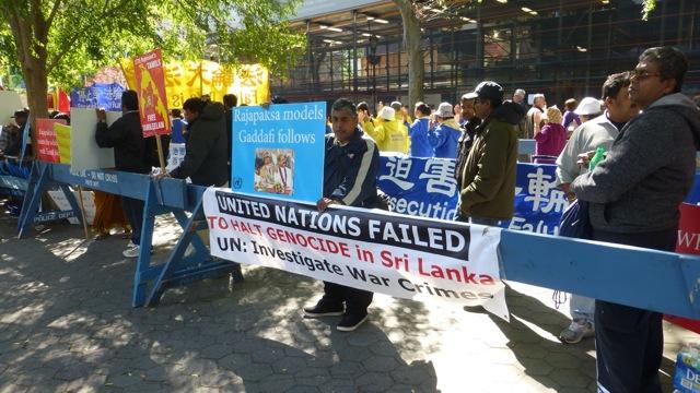 UN Rally Sept. 24 2013
