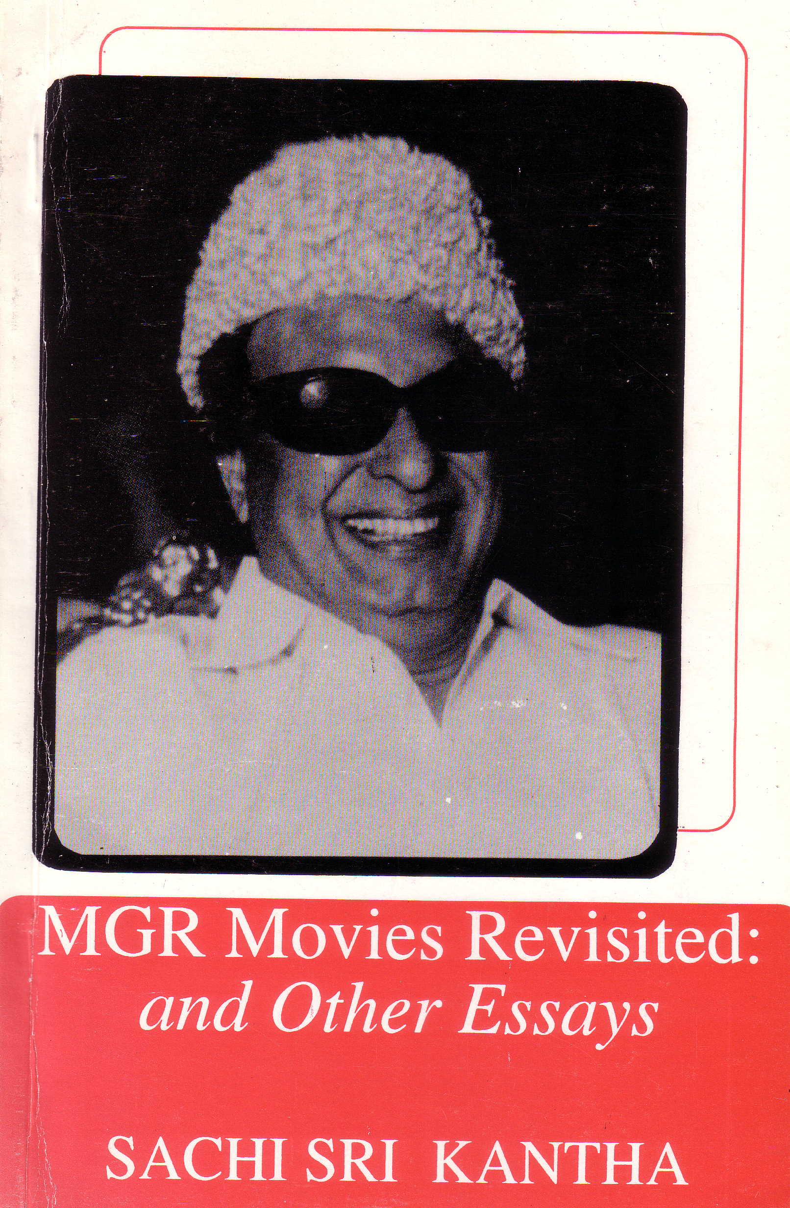 MGR Movies Revisited book cover