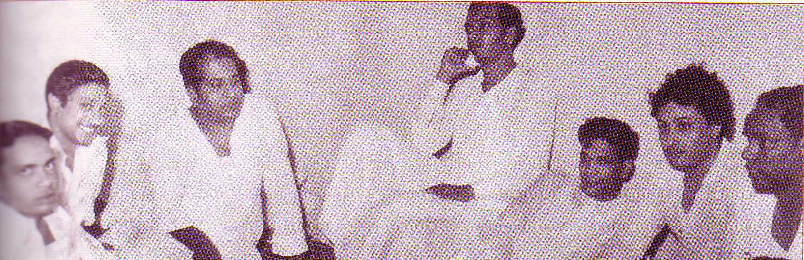 Sivaji Ganesan's wedding day May 1, 1952