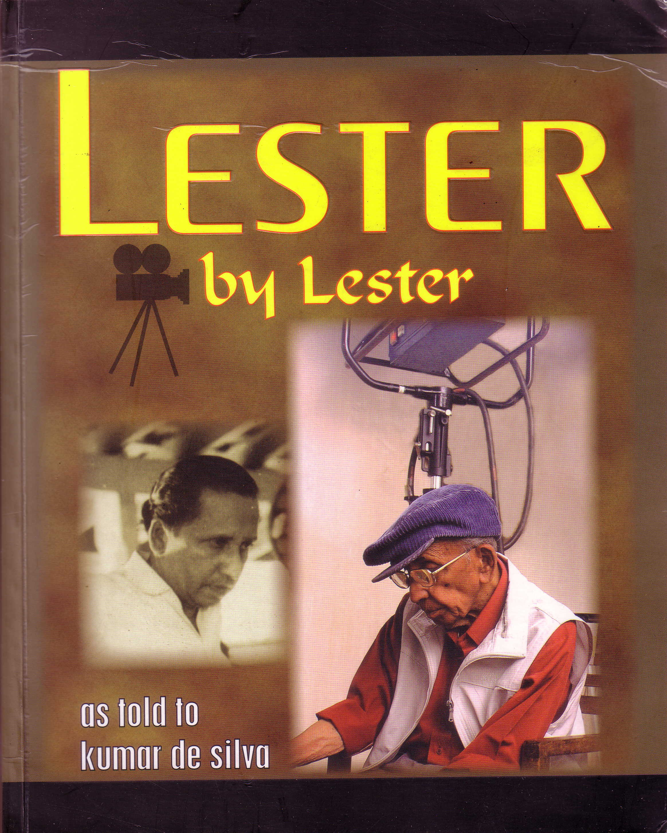 Lester by Lester book cover (