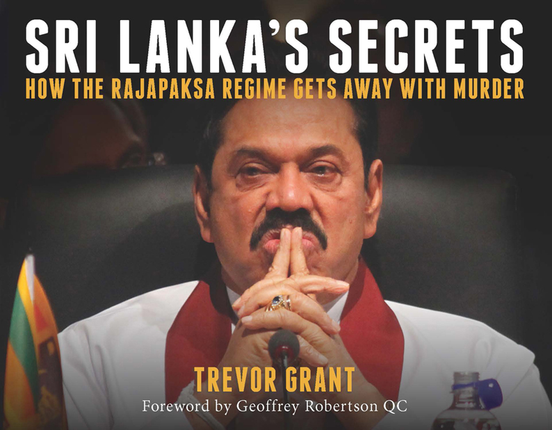 Sri Lanka's Secrets cover