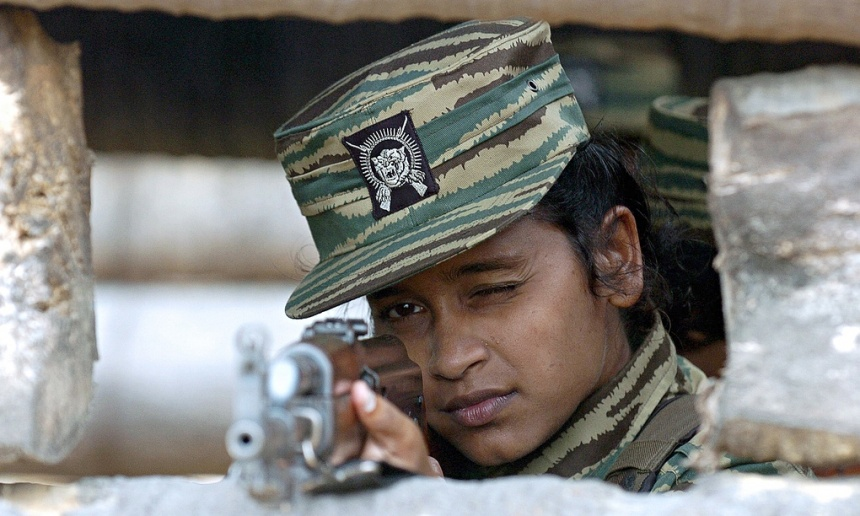 Female Liberation Tigers of Tamil Eelam