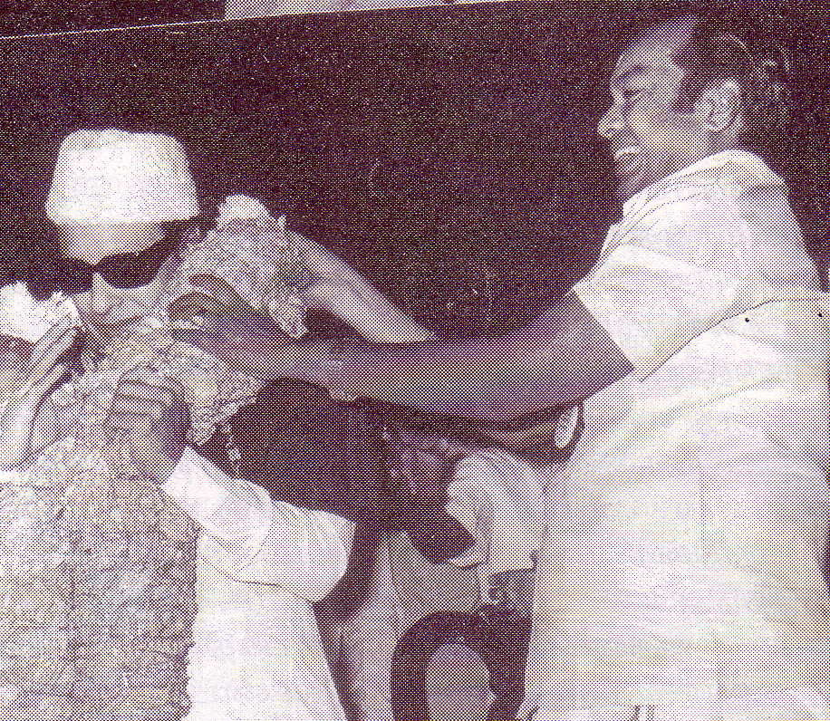 MGR and Kannadasan