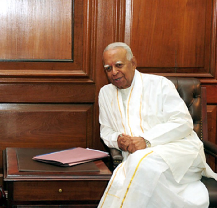 Sampanthan appointed Opposition Leader