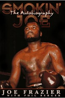 Joe Frazier autobiography cover
