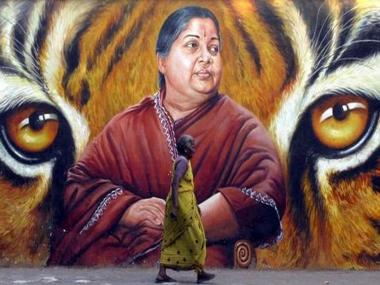 Does Jayalalithaa's death signal the fall of federalism in Indian democracy?