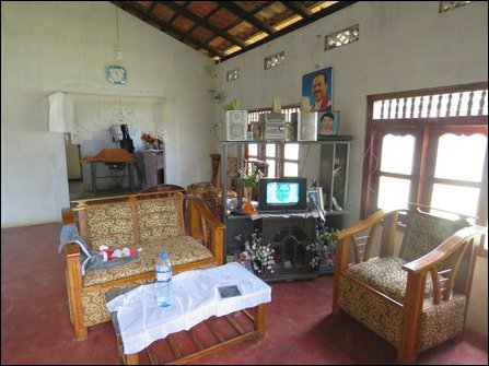 Sinhala colony at Naavatkuzhi