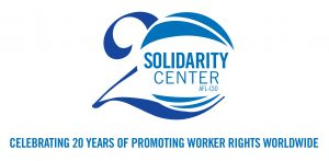 Image result for Solidarity Center logo